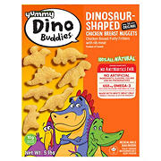 Yummy Dino Buddies All Natural Chicken Breast Nuggets, 5 lbs.