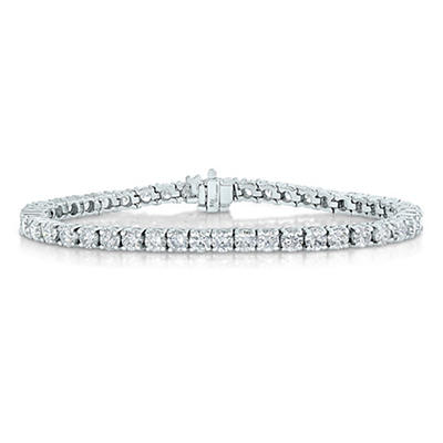 02da2bd923cd54 Amairah 3.00 ct. t.w. Diamond Tennis Bracelet in 14k White Gold