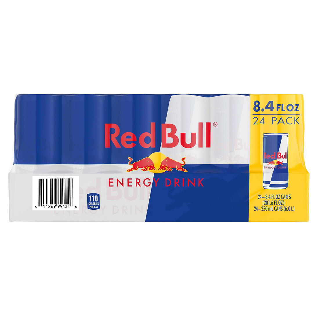 photograph regarding Red Bull Printable Coupons identified as Purple Bull Electrical power Consume, 24 ct./8.4 oz.
