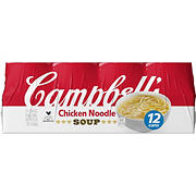 Campbell's Chicken Noodle Soup, 12 pk./10.75 oz.