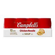 Campbell's Chicken Noodle Soup, 12 pk./10.75 oz.