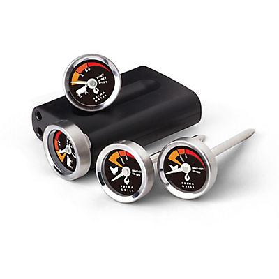 Prima Grill 4-Pc. Button Thermometer Set