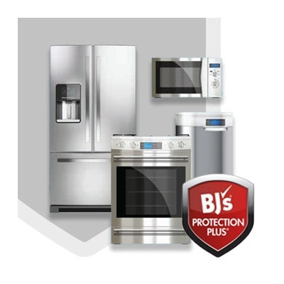 BJ's Protection Plus 4-Year Service Plan for Major Appliances