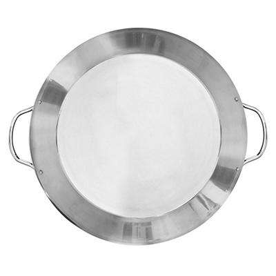 "Mr. Bar-B-Q 16"" Stainless Steel Pan"
