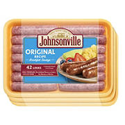 Johnsonville Breakfast Sausages, 3 pk./14 ct.