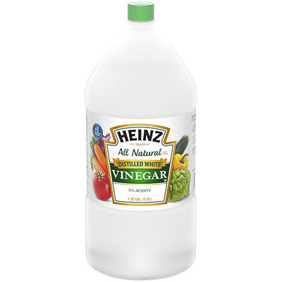 Heinz Distilled White Vinegar, 169 oz.
