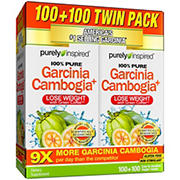 Purely Inspired Garcinia Cambogia Tablets, 100 ct./2 pk.