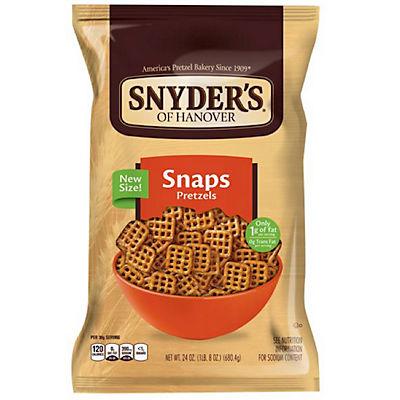 Snyder's of Hanover Pretzel Snaps, 24 oz.