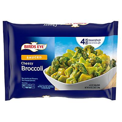 Birds Eye Broccoli and Cheese Sauce, 4 pk./12 oz.