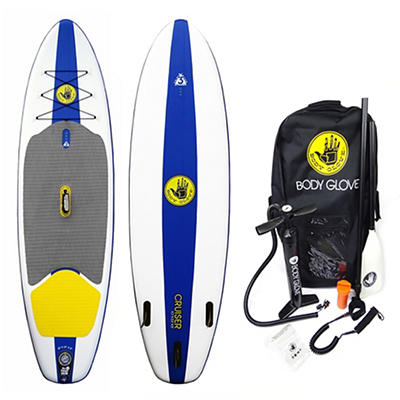 Body Glove Cruiser Inflatable Stand-Up Paddleboard - Blue/White