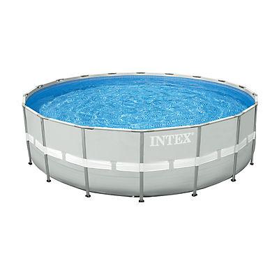 "Intex Prism Frame 15' x 48"" Aboveground Swimming Pool"