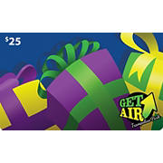 $25 Get Air Trampoline Gift Card, 2 pk.