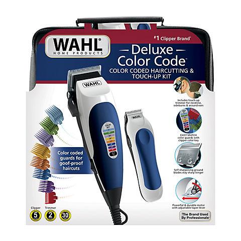 Wahl Home Pro 10-Pc. Haircutting Kit - BJs WholeSale Club