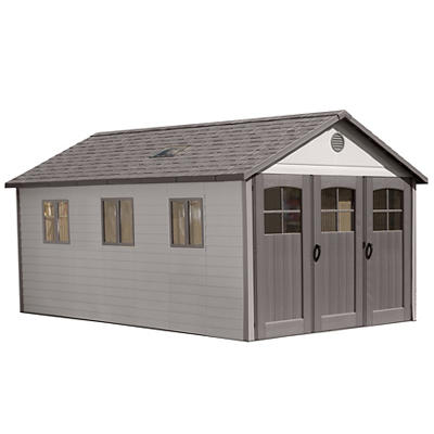Lifetime 11' x 21' Storage Shed