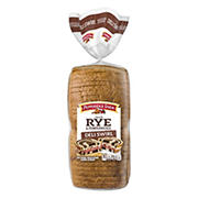 Pepperidge Farm Jewish Rye and Pumpernickel Deli Swirl Bread, 32 oz.
