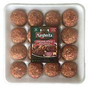 Margherita Italian Style Meatballs, 40 oz.