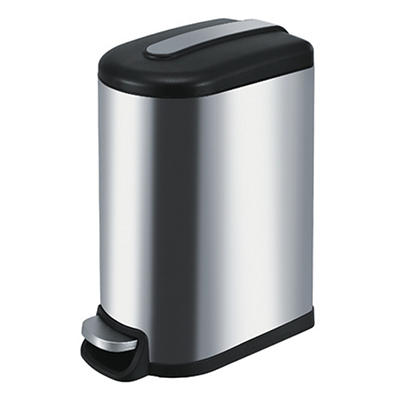 JoyWare 40L Stainless Steel Trash Can