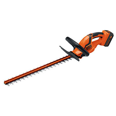 "Black & Decker 40V Cordless 24"" Hedge Trimmer"