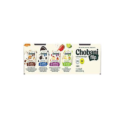Chobani Flip Greek Yogurt Almond Coco Loco and Key Lime Crumble Variet