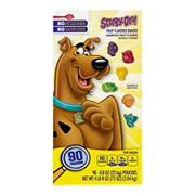 Betty Crocker Scooby Doo Fruit Snacks, 90 ct.
