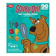Betty Crocker Scooby Doo Fruit Snacks, 90 ct.