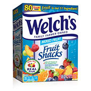 Welch's Fruit Snacks, 80 ct.