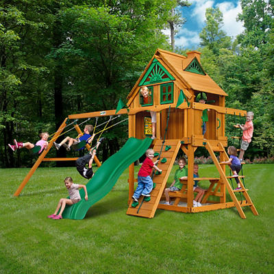 Gorilla Playsets Mountain Ridge Swing Set
