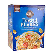 Wellsley Farms Frosted Flakes, 61.9 oz.