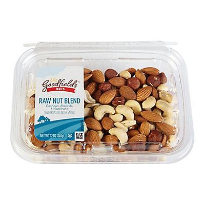 Goodfield's Raw Nut Blend, 12 oz.