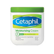Cetaphil Moisturizing Cream, 20 oz.