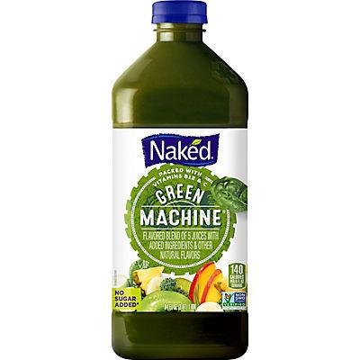 Naked Green Machine Fruit Smoothie, 64 oz.