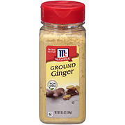 McCormick Ground Ginger, 6.5 oz.