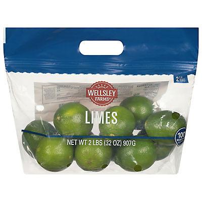 Wellsley Farms Limes, 2 lbs.
