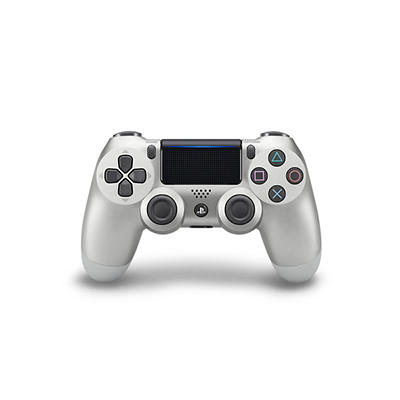 PlayStation DualShock 4 Wireless Controller - Silver