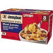 Jimmy Dean Meat Lovers Breakfast Bowl, 8 pk./7 oz.