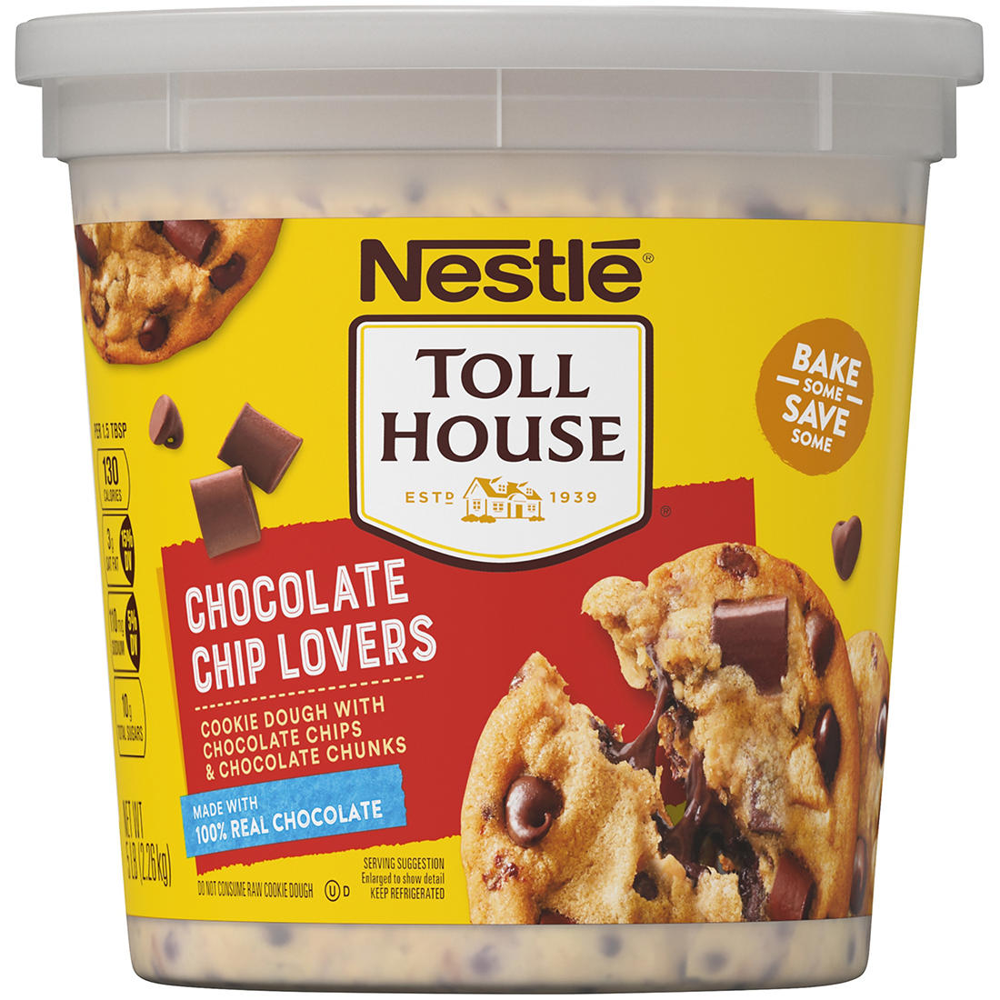 Nestle Toll House Chocolate Chip Lovers