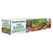 Greenland Gardener Garden Bed Kit, 2 pk.