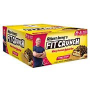 Robert Irvine's Fit Crunch, Peanut Butter, 12 ct.