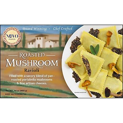 Nuovo Pasta Roasted Mushroom Ravioli, 30 oz.