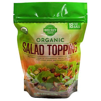 Wellsley Farms Organic Salad Topping, 18 oz.