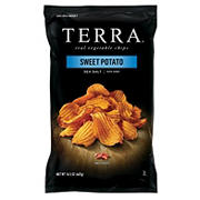 Terra Sweet Potato Chips, 16.5 oz.
