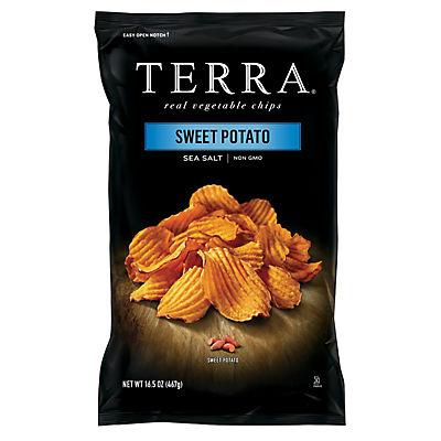 Terra Sweet Potato Chips, 16.5 oz.