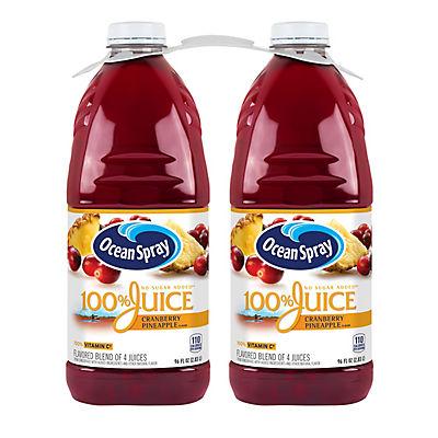 Ocean Spray Cran-Pineapple Juice, 2 pk./96 oz.