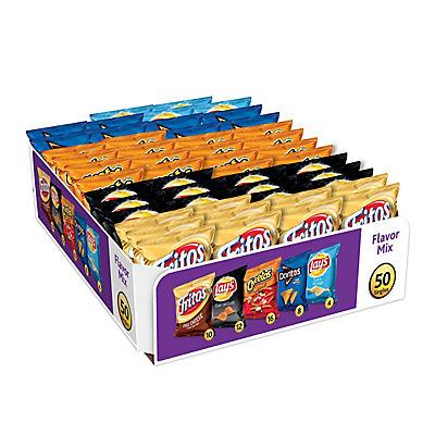Frito Lay Flavor Mix Variety Pack, 50 pk./1 oz.