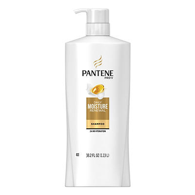 Pantene Pro-V Daily Moisture Renewal Hydrating Shampoo, 38.2 fl. oz.
