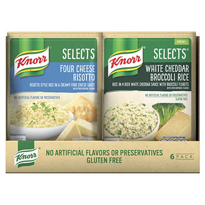 Knorr Selects Rice Sides, 6 ct.