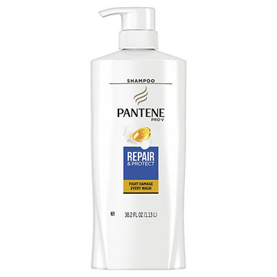 Pantene Pro-V Repair and Protect Shampoo, 38.2 fl. oz.