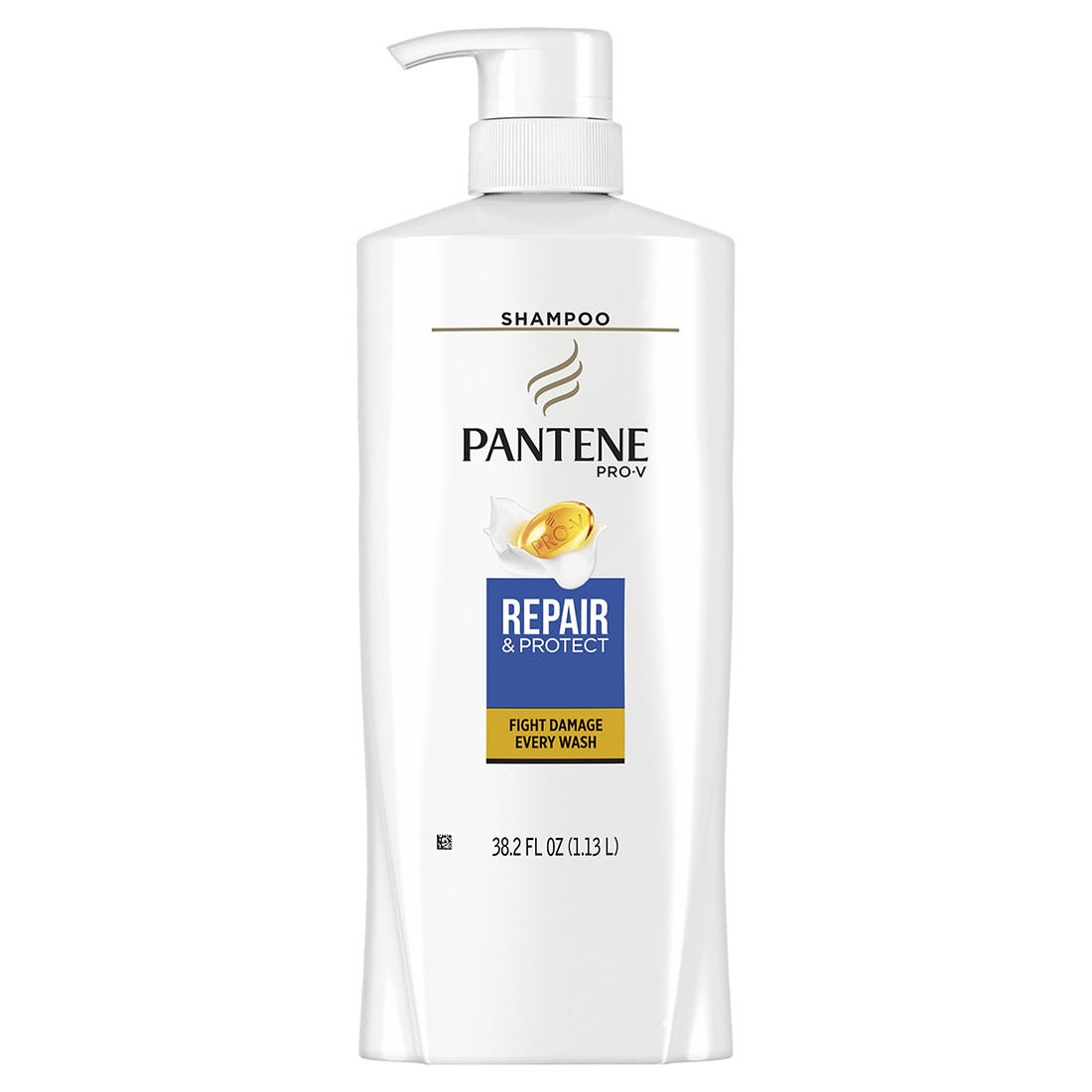 image about Pantene Coupons Printable identified as Pantene Expert-V Fix and Include Shampoo, 38.2 fl. oz.