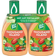 Wish-Bone Thousand Island Salad Dressing, 2 pk./24 oz.