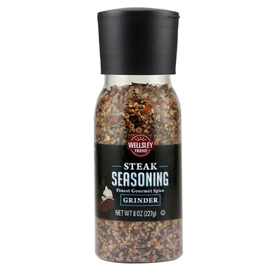 Wellsley Farms Steak Seasoning Grinder, 5.7 oz.